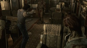 скриншот Resident Evil Zero HD Remaster PS3 #7