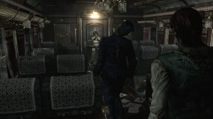 скриншот Resident Evil Zero HD Remaster PS3 #9