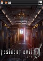 игра Resident Evil Zero HD Remaster