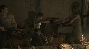скриншот Resident Evil Zero HD Remaster #3