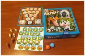 фото Настольная игра Granna 'Супер фермер' (80865) #5