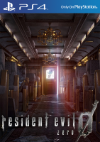 игра Resident Evil Zero HD Remaster PS4