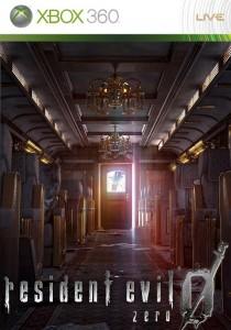 игра Resident Evil Zero HD Remaster Xbox 360