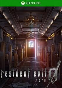 игра Resident Evil Zero HD Remaster Xbox One