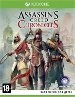игра Assassin's Creed Chronicles: Трилогия Xbox One - русская версия