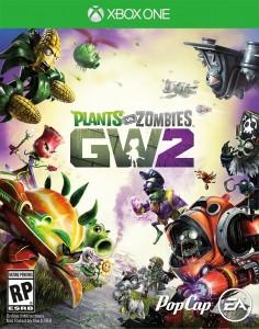 игра Plants vs Zombies: Garden Warfare 2 Xbox One