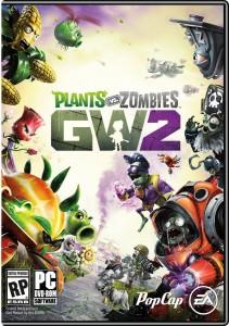 игра Plants vs Zombies: Garden Warfare 2