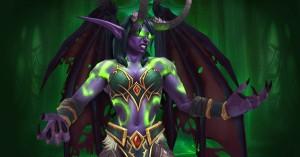 скриншот World of Warcraft: Legion #7