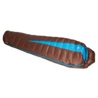 Спальный мешок Sir Joseph Paine 900 Brown/Turquoise Right (922295)
