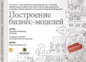 Книга Построение бизнес-моделей