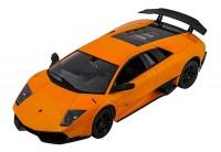 Машинка Meizhi лиценз. Lamborghini LP670-4 SV (желтый)
