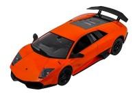 Машинка Meizhi лиценз. Lamborghini LP670-4 SV (оранжевый)