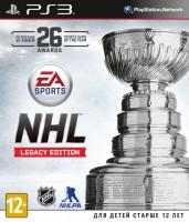 игра NHL 16 Legacy Edition PS3