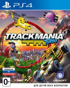 игра Trackmania Turbo PS4 - Русская версия
