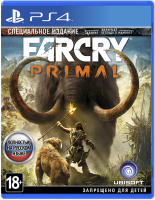 игра Far Cry Primal PS4. Специальное Издание - Русская версия