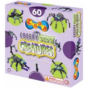 Конструктор ZOOB Creepy Glow Creatures