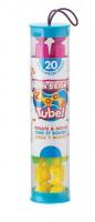 Конструктор ZOOB Tube 20 Neon