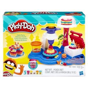 Игровой набор Play-Doh 'Сладкая вечеринка'