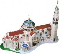 Трехмерная головоломка-конструктор CubicFun 'Базилика Национальной Святыни Непорочного Зачатия'