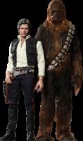 фигурка Коллекционный набор 'Звездные Войны: Эпизод 4: Новая надежда. Хан Соло и Чубакка'