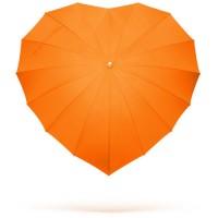 Зонт 'Сердце'