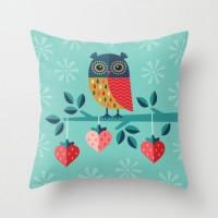 Подарок Оригинальная подушка 'Owl Always Love You'