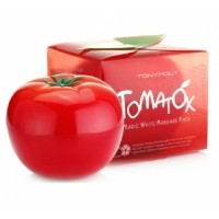 Подарок Томатная маска Tony Moly Tomatox Magic White Massage Pack