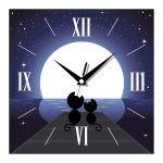 Подарок Настенные часы ЮТА 'Панорама' (F - 004)