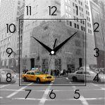 Подарок Настенные часы ЮТА 'Панорама' (T - 001)