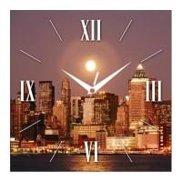 Подарок Настенные часы ЮТА 'Панорама' (T - 007)