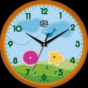 Подарок Настенные часы ЮТА 'Детская классика' (01 OR 46)