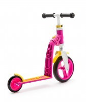 Самокат Scoot and Ride 'Highwaybaby' розово-желтый