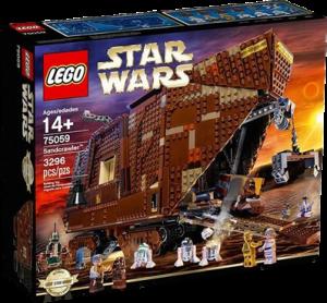Конструктор LEGO Star Wars 'Песочный краулер'