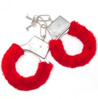 Подарок Меховые наручники любимым