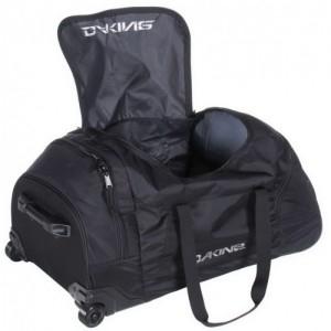фото Сумка Dakine Wheeled Duffle 90L Black #2