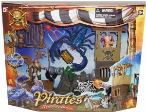 Набор 'Пираты 3. Большой скорпион'