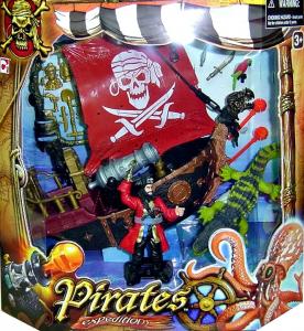 Набор 'Пираты 3. Фрегат'