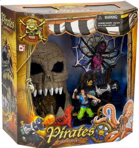 Набор 'Пираты 3. Пещера-череп'