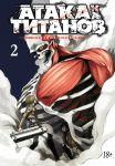 Книга Атака на титанов. Книга 2