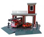 Конструктор 'Пожарная станция'
