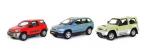 Набор автомоделей 'Toyota RAV4 + BMW X5 + Mitsubishi Pajero'