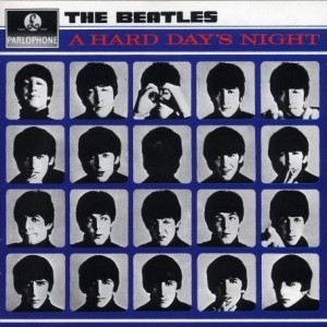 The Beatles: A Hard Day's Night (LP)
