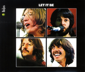 The Beatles: Let it be (LP)