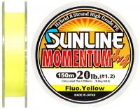 Шнур Sunline Momentum 4x4 150м 0208мм 20Lb/8,8кг