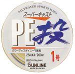 Шнур Sunline S-Cast PE Nagi 200м #10/0165мм 63kg