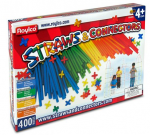 Развивающий конструктор 'Straws and Connectors' (400 шт.)