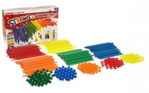 Развивающий конструктор 'Straws and Connectors' (705 шт.)