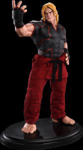 фигурка Коллекционная фигурка Street Fighter: Ken Masters