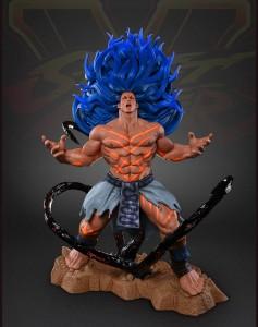 фигурка Коллекционная фигурка Street Fighter: Necalli PCS Player 2 Blue EX