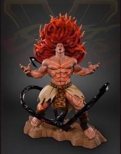 фигурка Коллекционная фигурка Street Fighter: Necalli PCS 'Torrent of Power'